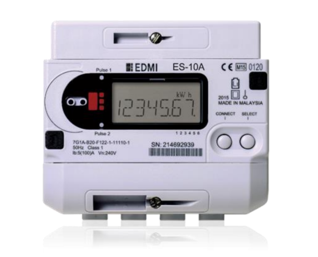 The EDMI Electric Smart Meter