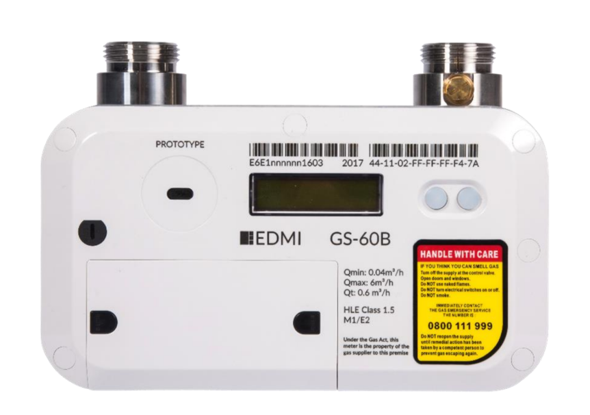 The EDMI Gas Smart Meter