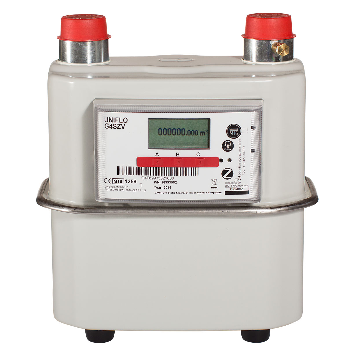 The Flonidan Gas Smart Meter