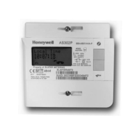 The Honeywell Electric Smart Meter