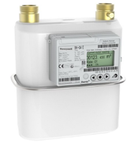 The Honeywell Gas Smart Meter